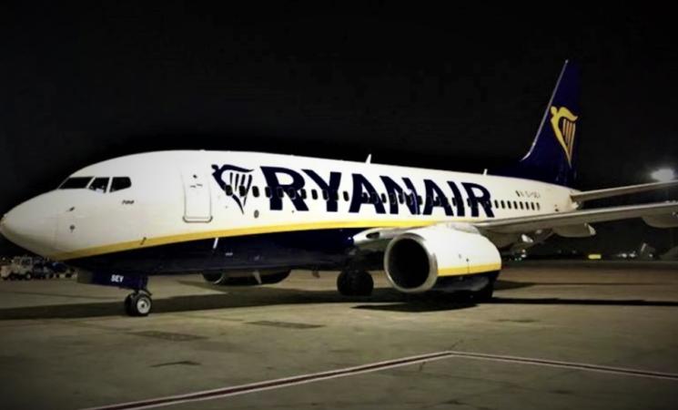 Aeroporti, Ryanair, da Palermo 40 destinazioni e 6 nuove rotte