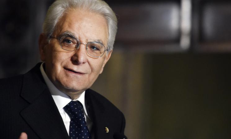 """Mattarella compie 80 anni, un """"nuovo inizio"""" per il presidente"""