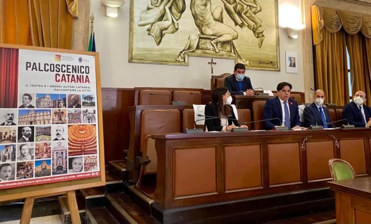 """""""Palcoscenico Catania"""": i grandi autori catanesi raccontano la città"""