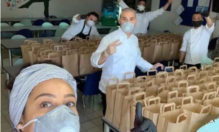 Solidarietà: da Resort Rocco Forte Sciacca donazione a mensa