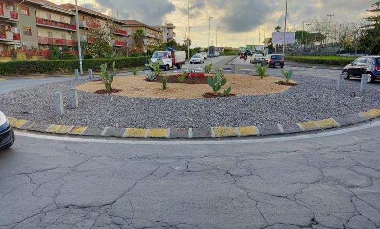 Circonvallazione di Catania, restyling per le rotatorie grazie a intervento sponsor privati