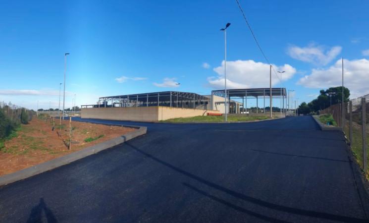 Rifiuti, conclusi i lavori per il nuovo impianto di compostaggio di Vittoria