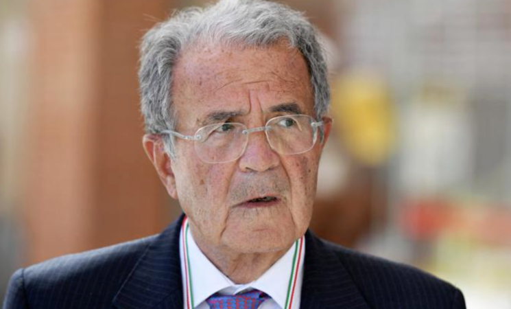 """Crisi, Romano Prodi, """"Renzi fa come faceva Bertinotti"""""""