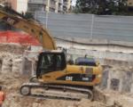 Catania, Timpa di Leucatia, disposta sospensione dei lavori