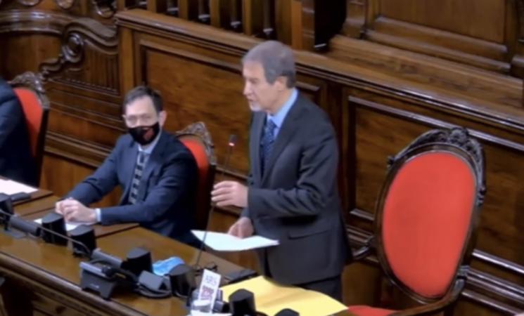 "Ars, Emanuele Macaluso, ""raffinata intelligenza politica"""