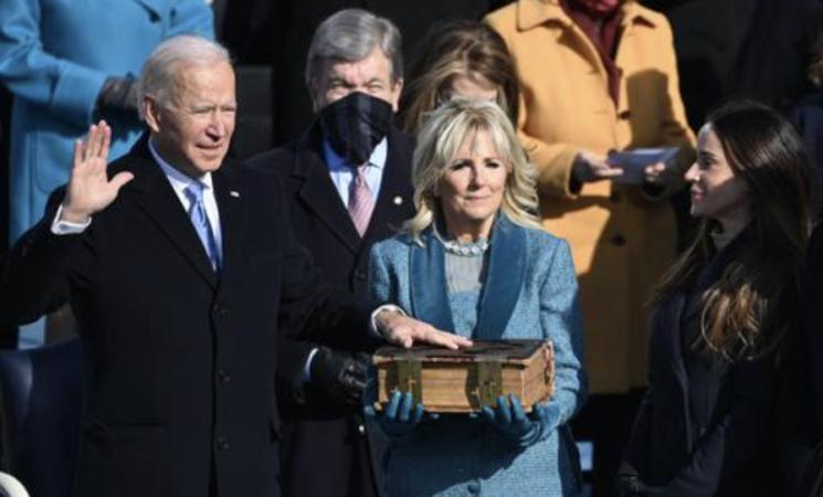 Usa, Jill, la siculoamericana arrivata alla Casa Bianca