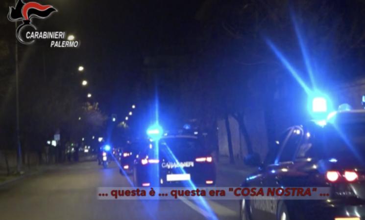 Mafia a Palermo, 16 arresti nel mandamento di Tommaso Natale