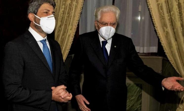 Crisi di Governo, Sergio Mattarella e l'esploratore Fico