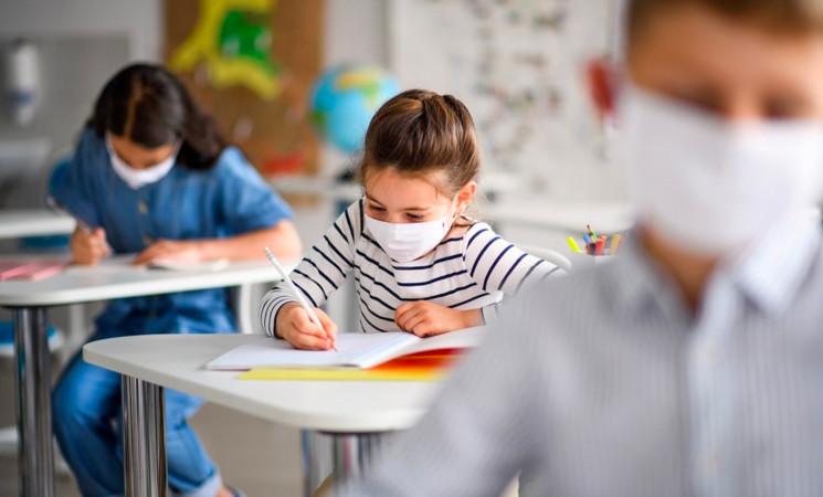 Dal 26 aprile quasi il 90% degli alunni tornerà in classe