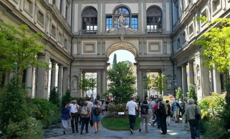 Firenze, agli Uffizi quasi 20 mila visitatori negli ultimi 14 giorni