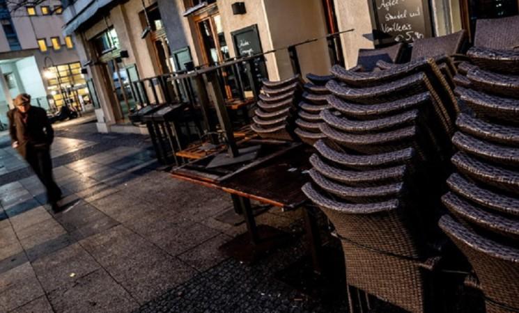 Covid: Coldiretti, chiuso un ristorante su 3 con nuova mappa