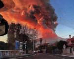 Etna in eruzione: divieti e limiti di circolazione a Catania