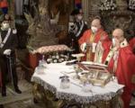 Covid, Sant'Agata, Catania senza devoti, divieti rispettati