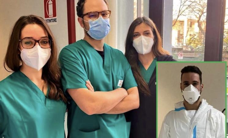 Covid, storie dal fronte di giovani medici e operatori sanitari