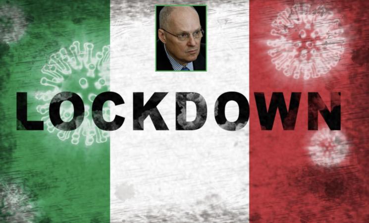 Covid, Ricciardi, lockdown rigido ma breve per l'Italia