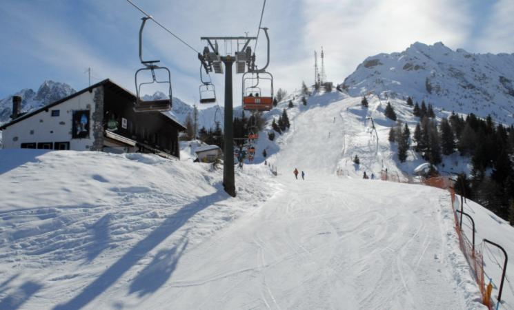 Turismo invernale, con stop allo sci perdite per 10 miliardi euro
