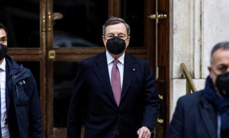 Italia tutta zona arancione dal 28 febbraio, il piano di Draghi