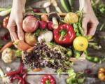 Sulle tavole italiane cibo sempre più bio