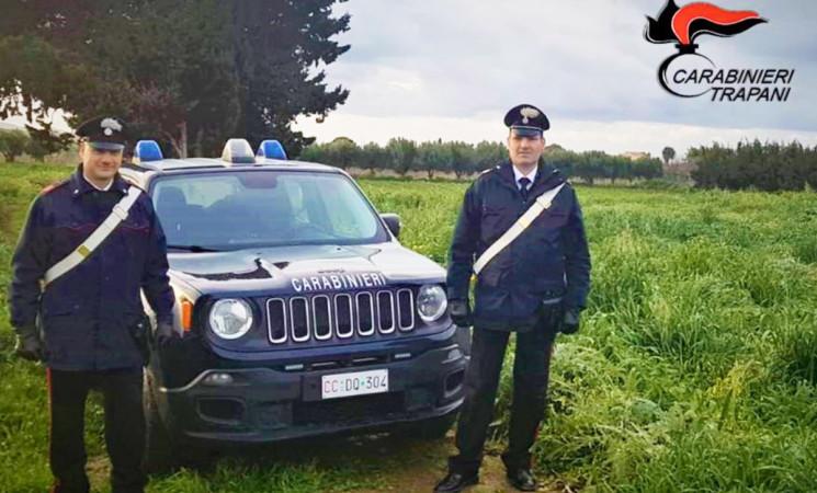Incidenti, nel Trapanese tamponava e fuggiva, arrestato