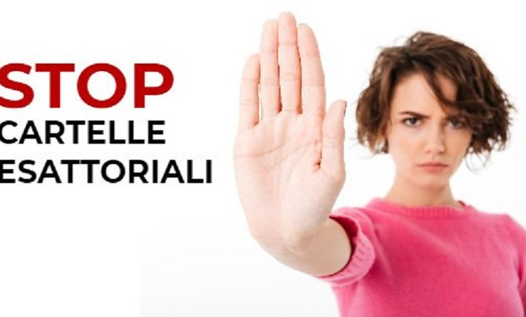 Stop alle cartelle esattoriali fino al 28 febbraio