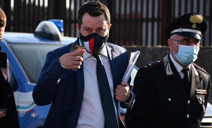 Gregoretti: udienza a Catania, Lamorgese depone come teste