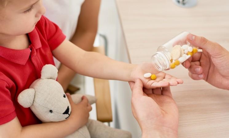 Covid e intossicazione da vitamina D nei bambini
