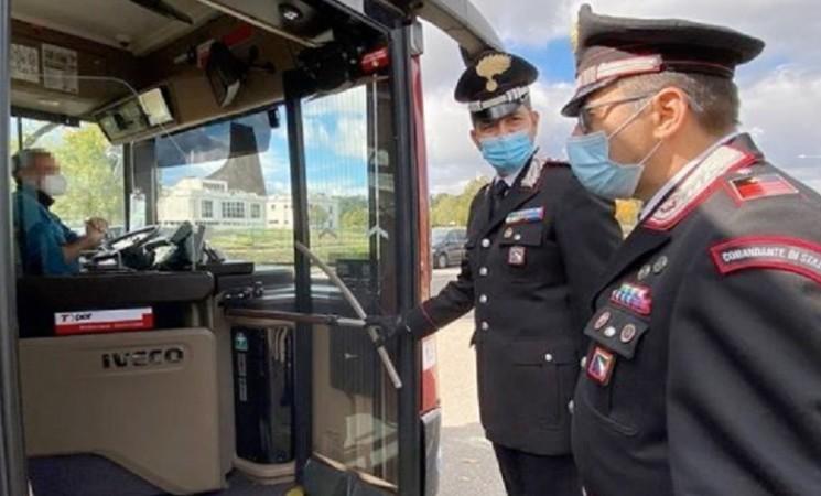 Regione Siciliana, trasporto pubblico gratis per le forze dell'ordine
