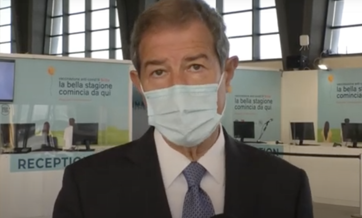 Covid, inaugurato a Catania il secondo hub regionale vaccinazione