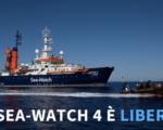 Migranti, Augusta è il porto sicuro per la Sea Watch 3