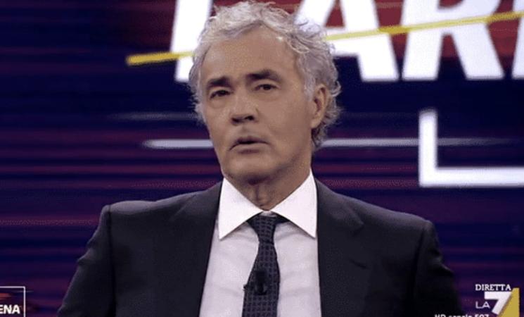 Giletti citato in giudizio, diffamazione dell'ex sindaco di Mezzojuso
