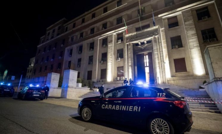 Covid, attentato all'Istituto Superiore di Sanità di Roma