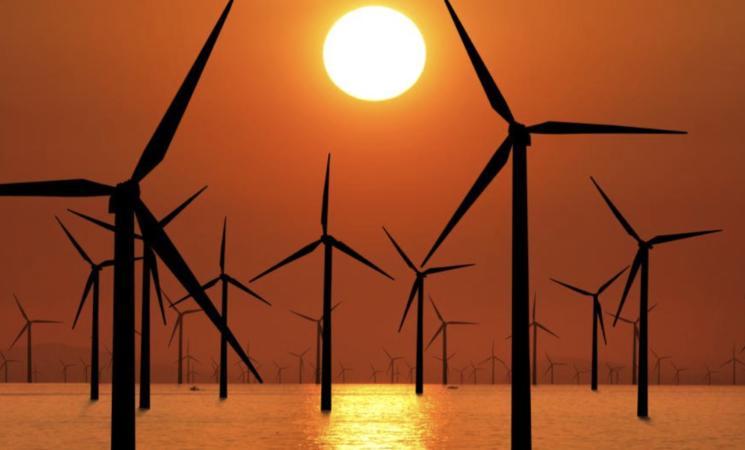 Parco eolico alle Egadi, energia verde... ma per altre regioni