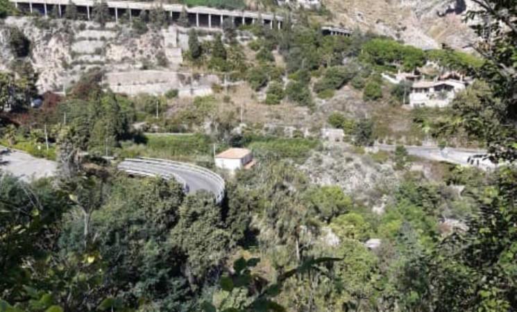 Sicilia, dissesto idrogeologico, interventi a Taormina