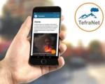 Etna: app TefraNet per segnalare la caduta di cenere vulcanica
