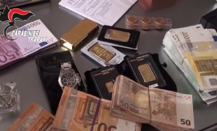 Trapani: sequestro beni a imprenditore giochi online