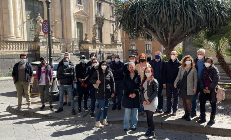 Catania, pranzo solidale per gli ospiti della Locanda del Samaritano