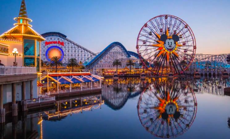 Covid, da aprile in California riapriranno due parchi Disney