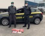 Palermo: autista di un Tir viaggiava senza patente e con 10 chili di coca