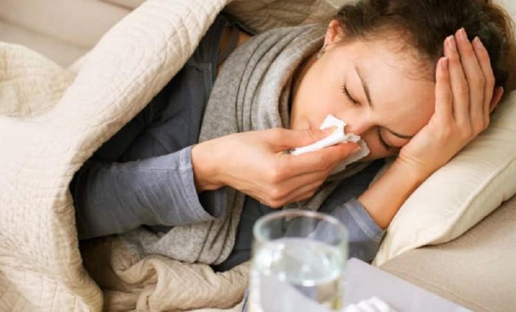 Salute: sono crollati i casi di influenza stagionale