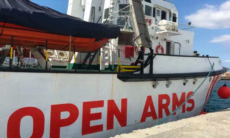 Migranti, assegnato porto sicuro a Open Arms, va a Pozzallo