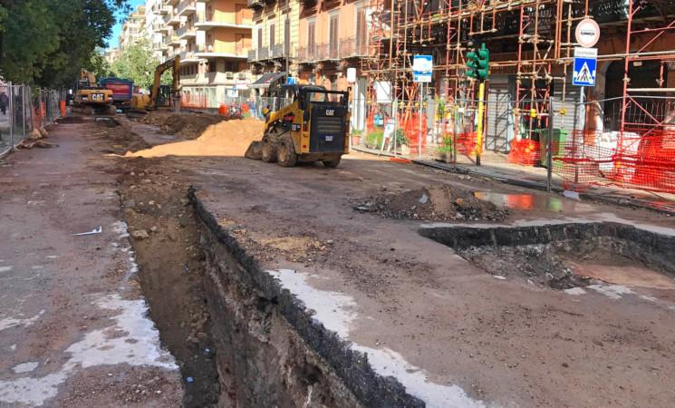 Palermo: trovate monete bronzo in scavi fogne