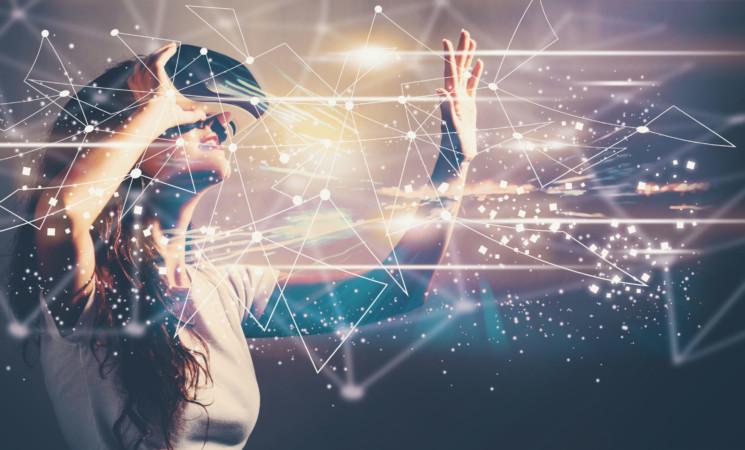 """Realtà parallele: il corpo umano reagisce al """"tocco"""" virtuale"""