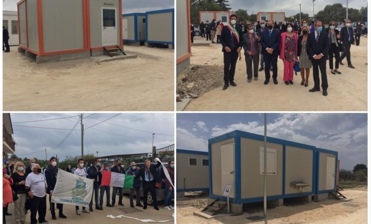 Cassibile, apre il villaggio per lavoratori immigrati stagionali