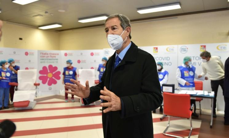 Vaccini, Musumeci, domani accordo con infermieri