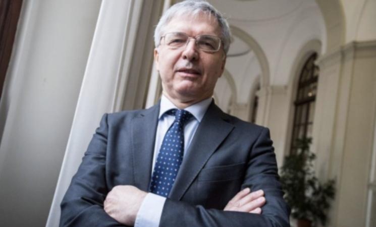 """Il ministro dell'Economia, Daniele Franco """"Al Sud investimenti oltre il 34%"""""""