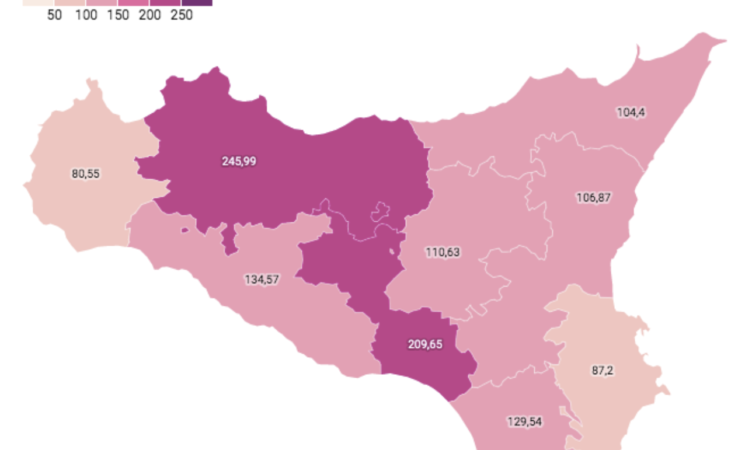 Covid, altre tre zone rosse in Sicilia, due nel Catanese
