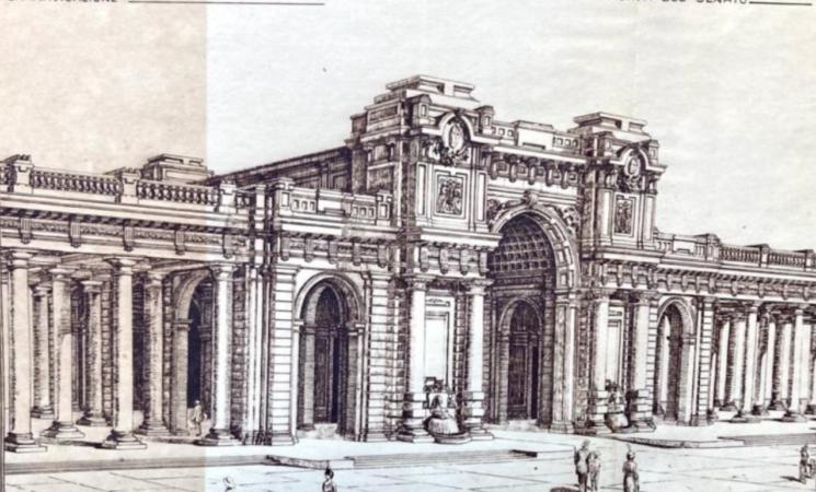 Messina, rinvenuti i progetti della Città mai costruita
