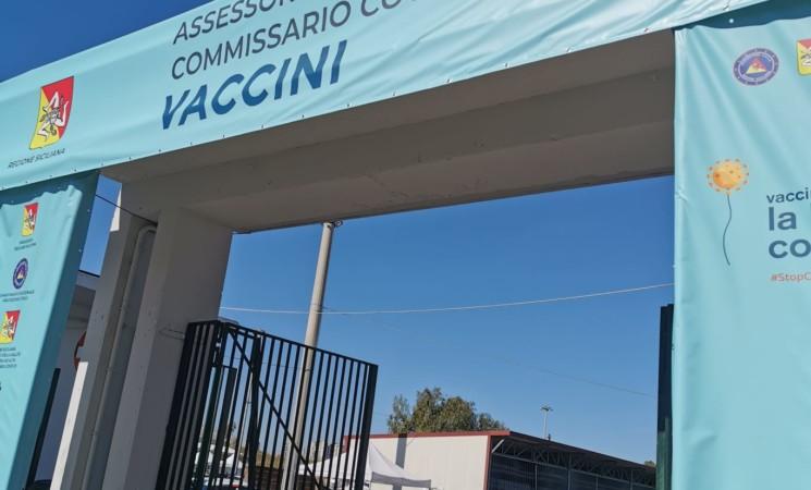 Vaccinazioni Covid in hub  Catania, tutto il percorso dell'utente