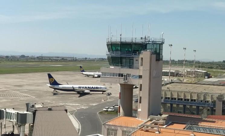 Aeroporto Catania riceve 25 mln euro con Garanzia Italia della Sace