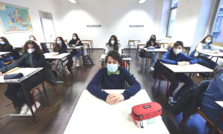 Covid, scuole sicure in Sicilia, positivo lo 0,50%